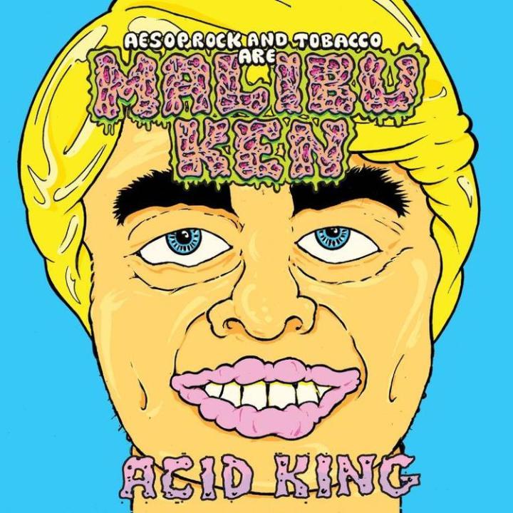SINGLE REVIEW: MALIBU KEN – ACID KING (RHYMESAYERSENTERTAINMENT)