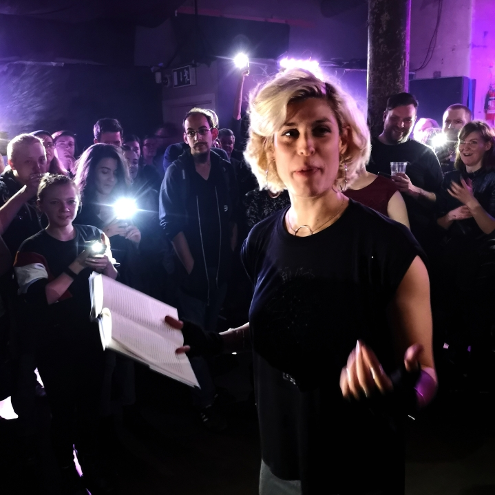 Live Show: Dessa – Glasgow (Stereo Cafe Bar)