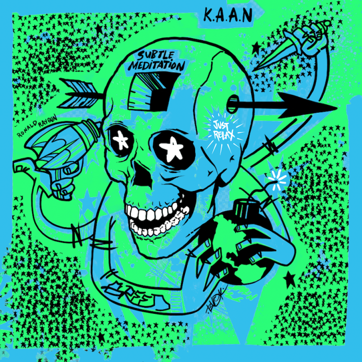 K.A.A.N – Subtle Meditation (Redefinition Records)