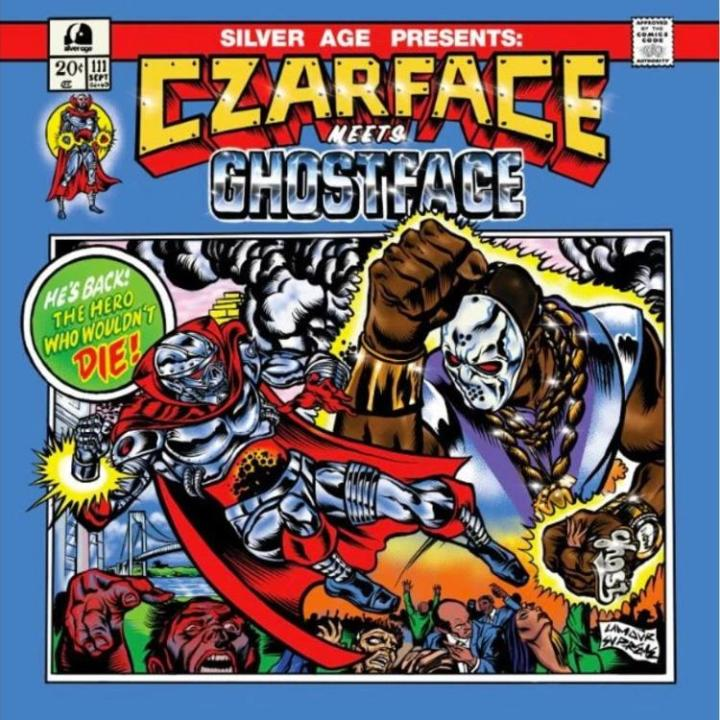 Czarface – Czarface Meets Ghostface (Silver Age)
