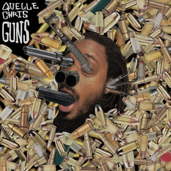 Quelle Chris – Guns [Mello Music Group]