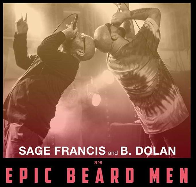 LIVE SHOW REVIEW – EPIC BEARD MEN @ BLUE ARROWCLUB