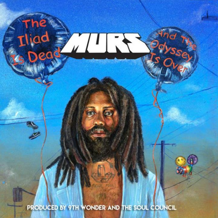 MURS, 9TH WONDER & THE SOUL COUNCIL – THE ILIAD IS DEAD AND THE ODYSSEY IS OVER(JAMLA/EMPIRE)